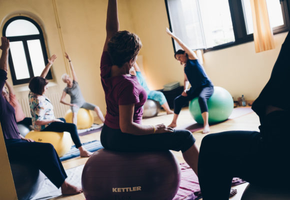 Le Yoga Ballon